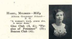 1936_Mildred Hazel Sr Photo