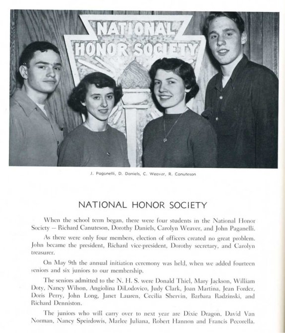 1952 Chevron Throw Back Thursday