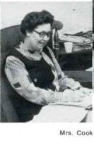1973_Mildred Cook_English Teacher