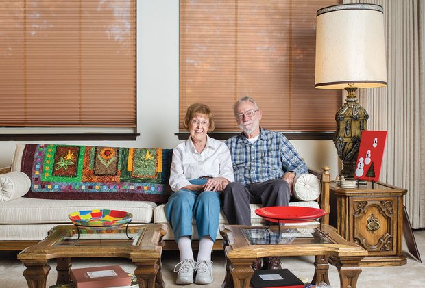 Dottie and Dale Washburn