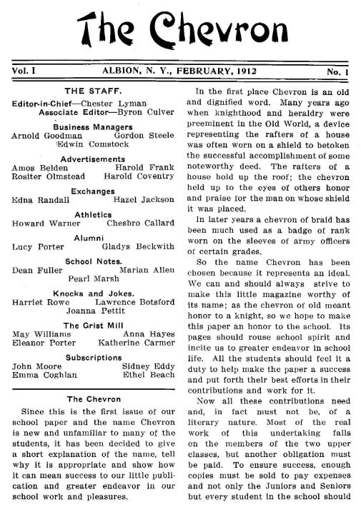 1912_First Chevron_pt 1