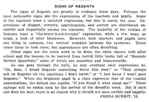 1916_Signs of Regents