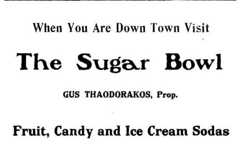 1916_Sugar Bowl Ad