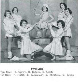 1954_Twirlers