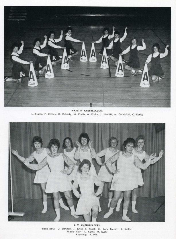 1962_Cheerleaders