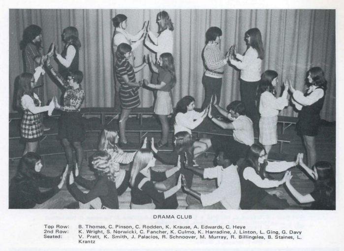 1972_Drama Club