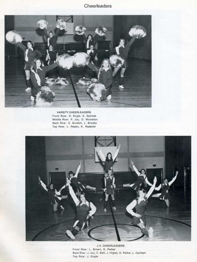 1974_Cheerleaders