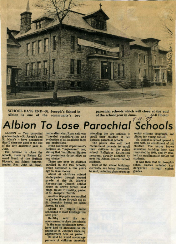 Throwback Thursday_St Joseph School